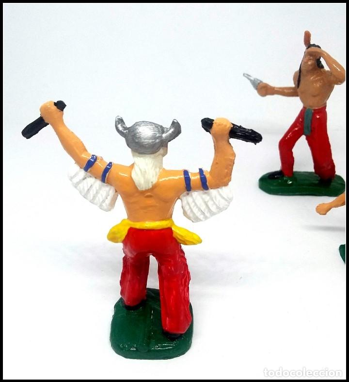 Figuras de Goma y PVC: LOTE INDIOS OESTE COMANSI JECSAN REAMSA CUSTOM MAS ACCESORIO - Foto 6 - 174466668