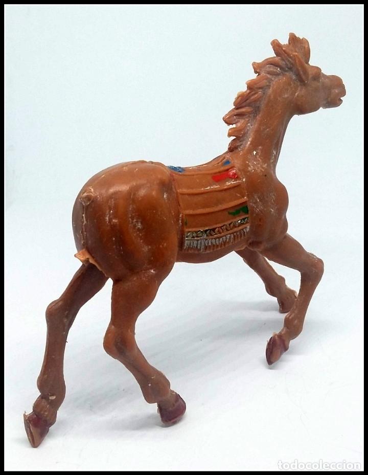 Figuras de Goma y PVC: CABALLO SERIE GRANDE LAFREDO - Foto 2 - 174467253