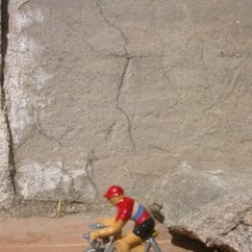 Figuras de Borracha e PVC: REAMSA COMANSI PECH LAFREDO JECSAN TEIXIDO GAMA MOYA SOTORRES STARLUX ROJAS ESTEREOPLAST. Lote 174483477