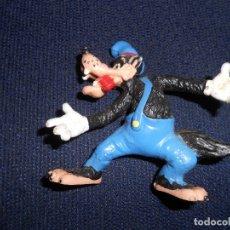 Figuras de Goma y PVC: FIGURA PVC LOBO FEROZ DE LOS TRES 3 CERDITOS WALT DISNEY BULLYLAND GERMANY BULLY HANDPAINTED. Lote 174544988