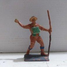Figuras de Goma y PVC: FIGURA SOLDADO GUERRA MUNDIAL JECSAN PECH . Lote 174591730