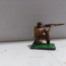 Figuras de Goma y PVC: FIGURA SOLDADO GUERRA MUNDIAL JECSAN PECH . Lote 174592195