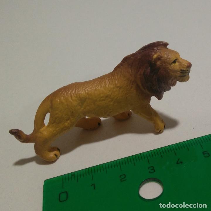 BULLY LEON FIGURA ANIMAL LION MUÑECO SELVA PVC GOMA (Juguetes - Figuras de Goma y Pvc - Otras)