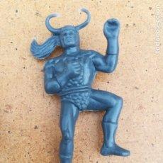 Figuras de Goma y PVC: FIGURA PLÁSTICO DUNKIN LOKI MARVEL PHOSKITOS PANRICO. Lote 174689727