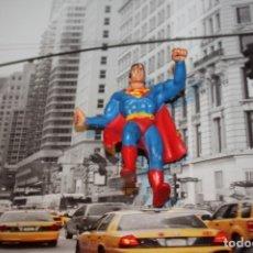 Figuras de Goma y PVC: SUPERMAN SPAIN.. Lote 174919322
