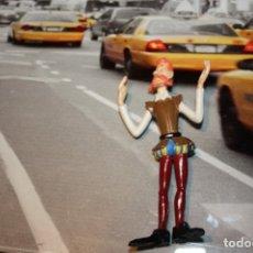 Figuras de Goma y PVC: QUIJOTE EN GOMA.. Lote 174920484