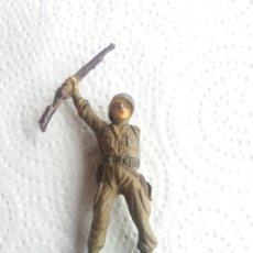 Figuras de Goma y PVC: FIGURA GOMA SOLDADO AMERICANO. Lote 174978560