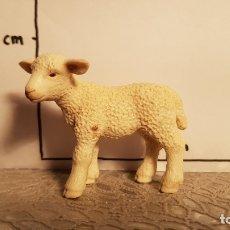 Figuras de Goma y PVC: FIGURA CORDERO. Lote 234674100