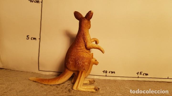 Figuras de Goma y PVC: Canguro de juguete Schleich - Foto 3 - 175124264