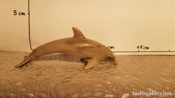 Figuras de Goma y PVC: Delfin de juguete Schleich - Foto 3 - 175125975