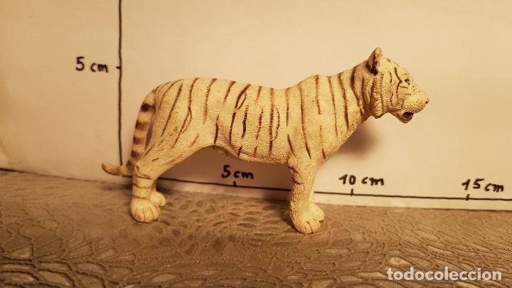 TIGRE DE JUGUETE SCHLEICH (Juguetes - Figuras de Goma y Pvc - Schleich)