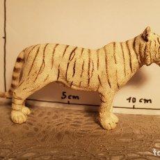Figuras de Goma y PVC: TIGRE DE JUGUETE SCHLEICH. Lote 175126447