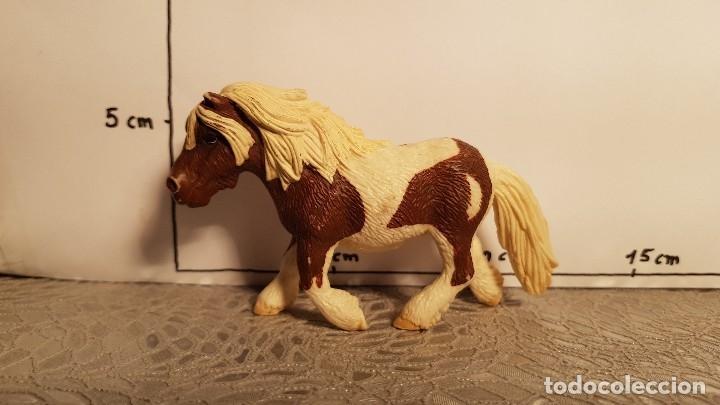 Figuras de Goma y PVC: poni de juguete Schleich - Foto 2 - 175127357