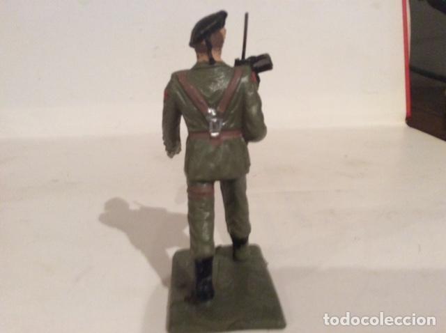 Figuras de Goma y PVC: REAMSA FIGURA SOLDADO PARACAIDISTA DESFILANDO, RARO Y ANTIGUO - FLA - Foto 2 - 175253022