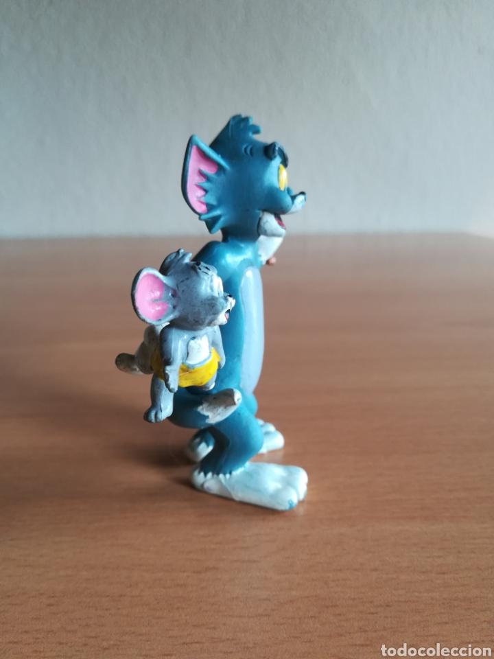 Figuras de Goma y PVC: Figura pvc goma Tom y Jerry + bebé Comics Spain año 1986 - Gato Ratón - Foto 3 - 175339557