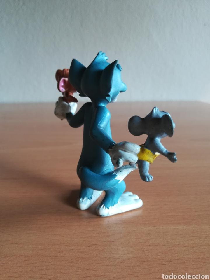 Figuras de Goma y PVC: Figura pvc goma Tom y Jerry + bebé Comics Spain año 1986 - Gato Ratón - Foto 4 - 175339557