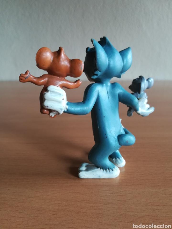 Figuras de Goma y PVC: Figura pvc goma Tom y Jerry + bebé Comics Spain año 1986 - Gato Ratón - Foto 6 - 175339557