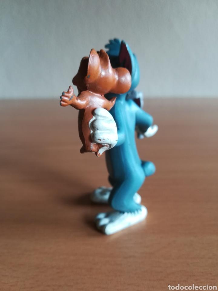 Figuras de Goma y PVC: Figura pvc goma Tom y Jerry + bebé Comics Spain año 1986 - Gato Ratón - Foto 7 - 175339557