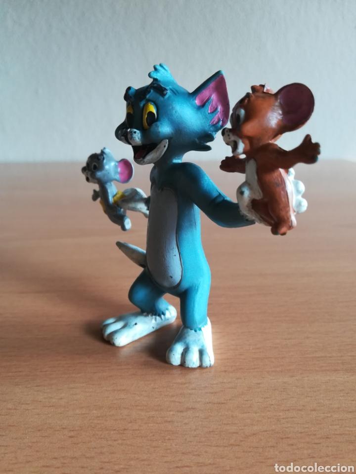 Figuras de Goma y PVC: Figura pvc goma Tom y Jerry + bebé Comics Spain año 1986 - Gato Ratón - Foto 8 - 175339557