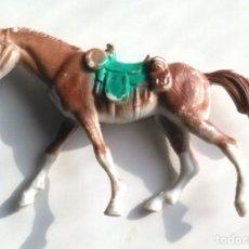 Figuras de Goma y PVC: COMANSI - CABALLO VAQUERO. Lote 175393049