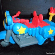 Figuras de Goma y PVC: MOTO GRANDE MICKEY MOUSE - MATTEL 2012 DISNEY . Lote 175425509