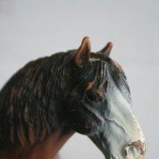 Figuras de Goma y PVC: FIGURA CABALLO SHIRE DE SCHLEICH AÑO 2000 REF 13247. Lote 175430055