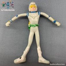 Figuras de Goma y PVC: FIGURA PVC FLEXI GOMA, TELEMAKO, ULISES 31, VICMA MADE IN SPAIN. Lote 175436667
