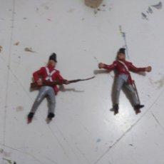 Figuras de Goma y PVC: FIGURAS DE GOMA BRITAIN'S T. Lote 175452960