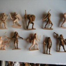 Figuras de Borracha e PVC: FIGURAS JECSAN, COMANSI, PECH, LAFREDO, REAMSA, BRITAINS TOY SOLDIERS.. Lote 175463817