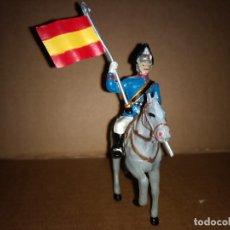 Figuras de Goma y PVC: REAMSA GOMARSA DESFILE GUARDIA REAL DRAGON AÑOS 60 EN GOMA , BUEN ESTADO. Lote 175513702