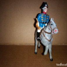Figuras de Goma y PVC: REAMSA GOMARSA DESFILE GUARDIA REAL DRAGON AÑOS 60 EN GOMA , BUEN ESTADO. Lote 175513834