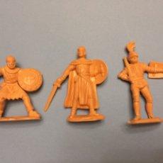 Figuras de Goma y PVC: REAMSA GOMARSA JECSAN PECH MEDIEVALES 1. Lote 175544659