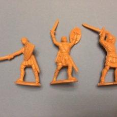 Figuras de Goma y PVC: REAMSA GOMARSA JECSAN MEDIEVALES 2. Lote 175544743