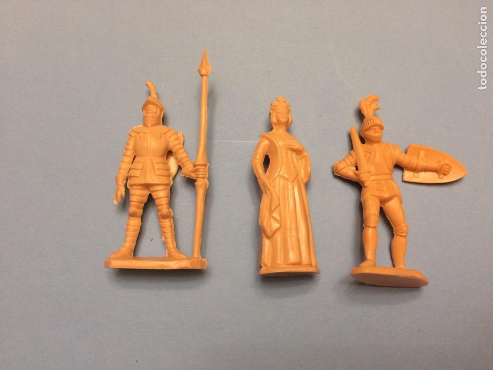 REAMSA GOMARSA JECSAN MEDIEVALES 3 (Juguetes - Figuras de Goma y Pvc - Reamsa y Gomarsa)
