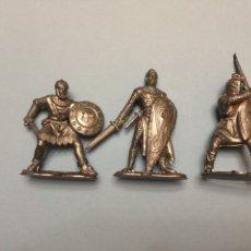 Figuras de Goma y PVC: REAMSA GOMARSA JECSAN MEDIEVALES 5. Lote 175545094