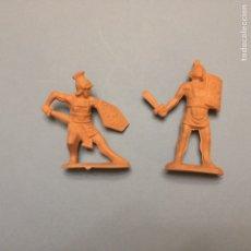 Figuras de Goma y PVC: REAMSA GOMARSA JECSAN ROMANOS GLADIADORES 2. Lote 175545282