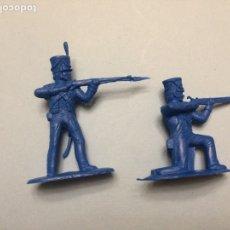 Figuras de Goma y PVC: REAMSA JECSAN GOMARSA NAPOLEONICOS 2. Lote 175545420