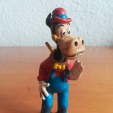 Figuras de Goma y PVC: FIGURA GOMA PVC CABALLO HORACIO HORACE HORSECOLLAR - COMICS SPAIN DISNEY MINNIE MICKEY MOUSE. Lote 175620957