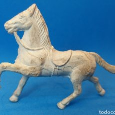 Figuras de Goma y PVC: ANTIGUA FIGURA DEL OESTE EN GOMA. ALCA CAPELL Y/O LAFREDO. AÑOS 50/60. Lote 175632807