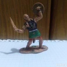 Figuras de Goma y PVC: FIGURA PVC REAMSA SERIE HERNAN CORTES AZTECA . Lote 175675500