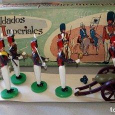 Figuras de Goma y PVC: TORRES MALTA-CAJA DE SOLDADOS IMPERIALES. Lote 175699083