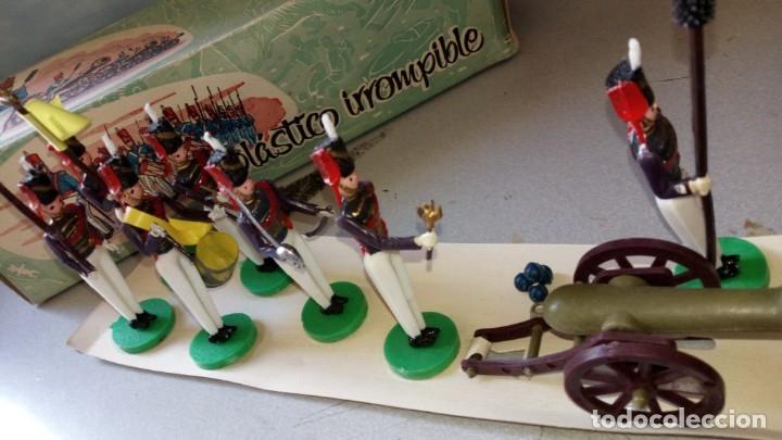 Figuras de Goma y PVC: TORRES MALTA-CAJA DE SOLDADOS IMPERIALES - Foto 4 - 175699083
