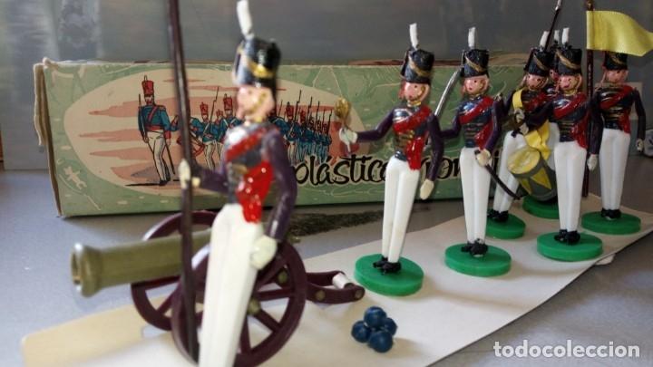 Figuras de Goma y PVC: TORRES MALTA-CAJA DE SOLDADOS IMPERIALES - Foto 6 - 175699083