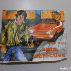 Figuras de Goma y PVC: SOBRE COMPLETO MONTAPLEX Nº 228 DETECTIVE. Lote 175699615