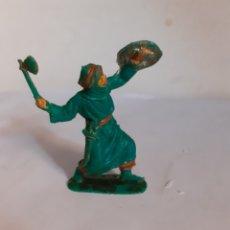 Figuras de Goma y PVC: FIGURA MORO SARRACENO BEN YUSUF PLASTICO. Lote 175757444