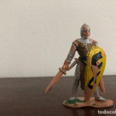 Figuras de Goma y PVC: REAMSA. SERIE CABALLEROS DEL REY ARTURO FIGURA 184. EDAD MEDIA. Lote 175770865