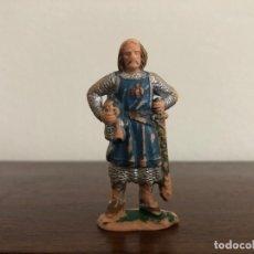 Figuras de Goma y PVC: REAMSA. FIGURA SERIE RICARDO CORAZÓN DE LEÓN, NÚMERO 181. ORIGINAL. Lote 175771864