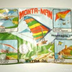 Figuras de Goma y PVC: SOBRE MONTAPLEX EXTRA Nº 26 MONTAMAN ALA DELTA - SOBRE CERRADO. Lote 288397808