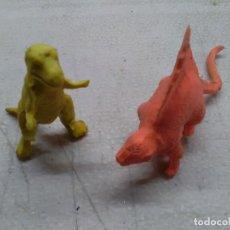 Figuras de Goma y PVC: DINOSAURIOS GOMA BORRAR AÑOS 90. Lote 175793839