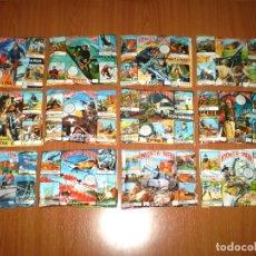 Figuras de Goma y PVC: LOTE MONTAPLEX - 12 SOBRES CERRADOS MONTAMAN VARIADOS. Lote 175832045